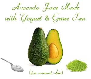 Day 10 - Avocado Continued...Guest Starring Green Tea