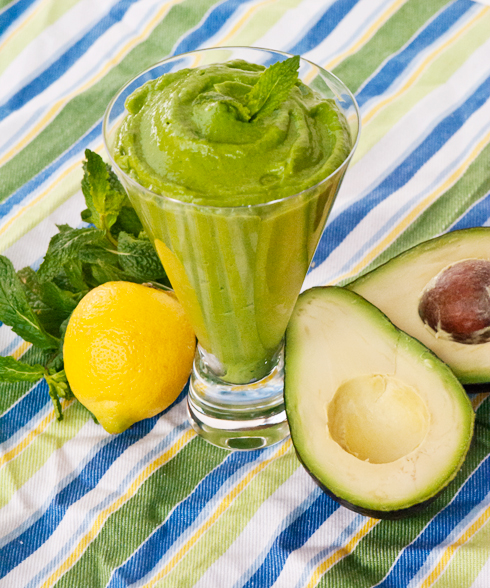 Day 12 - Have You Tried Avocado Juice?