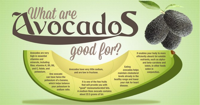 Day 14 - Avocado Benefits