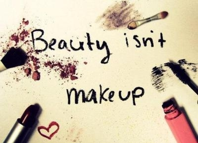 Day 25 - Beauty Isn't Makeup