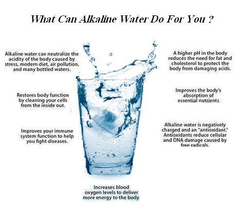 how to increase ph in water for drinking